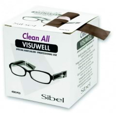 Protège-branches de lunettes Visuwell Clean all