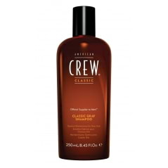 Shampoing pour cheveux gris Classic Gray Shampoo  American Crew