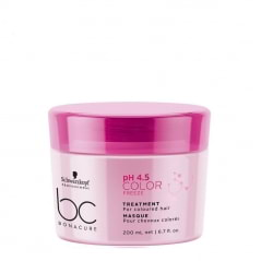 Masque pour cheveux colorés pH 4.5 Color Freeze Bonacure