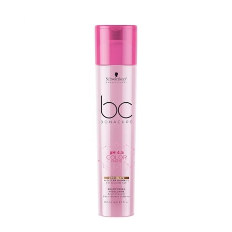Shampoing micellaire Eclat Chocolat  pH 4.5 Color Freeze Bonacure