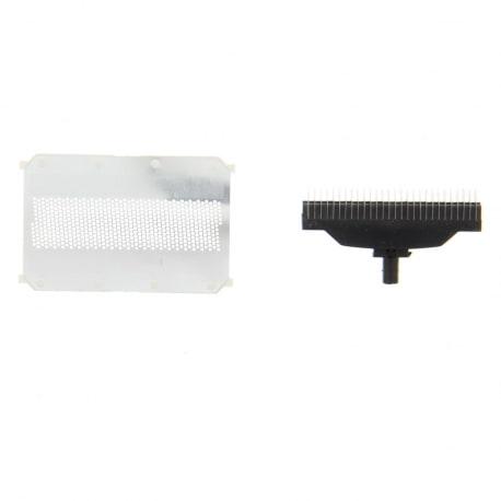 Grille de rechange + couteau pour rasoir voyage Mobile Shaver