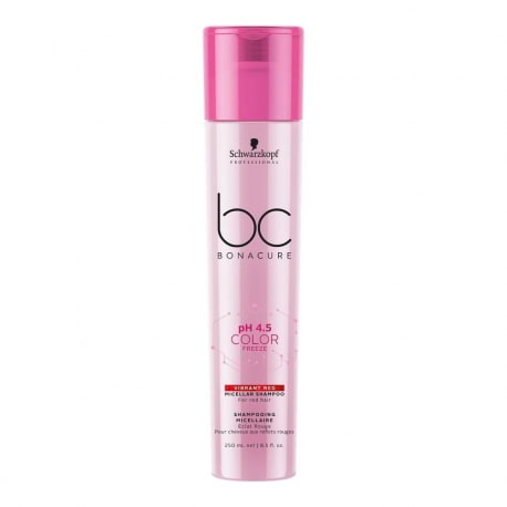 Shampoing micellaire Eclat Rouge pH 4.5 Color Freeze Bonacure