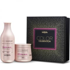 Coffret Color Celebration Vitamino color AOX Série Expert