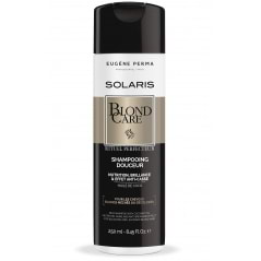 Shampoing douceur Blond Care Solaris