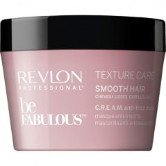 Masque anti frisottis Smooth hair Texture Care C.R.E.A.M. Be Fabulous