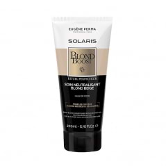 Soin neutralisant Blond Beige Rituel perfecteur Blond Boost Solaris