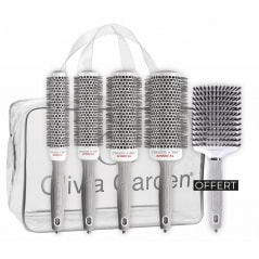 Set de brosses Ceramic + Ion