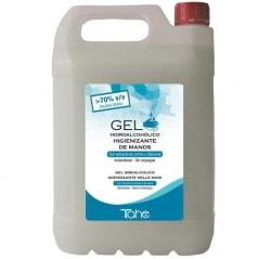 Gel hydroalcoolique désinfectant pour les mains